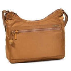 Hedgren Inner City Shoulder Bag | Bronze