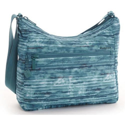 Hedgren Inner City Shoulder Bag | Aqua Print