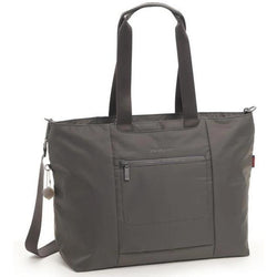 Hedgren Inter City Swing Large Tote Handbag | Tornado Grey