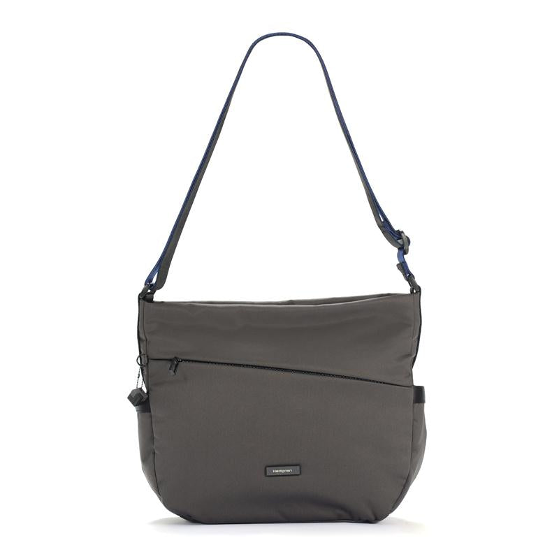 Hedgren Nova Large Cross Over Handbag Grey