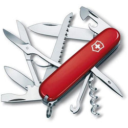Victorinox Huntsman Pocket Knife Red 91mm