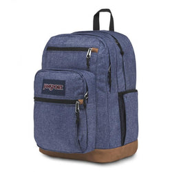 Jansport Cool Student Blue Heathered Twill