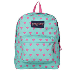 Jansport Superbreak Cascade Bleeding Hearts