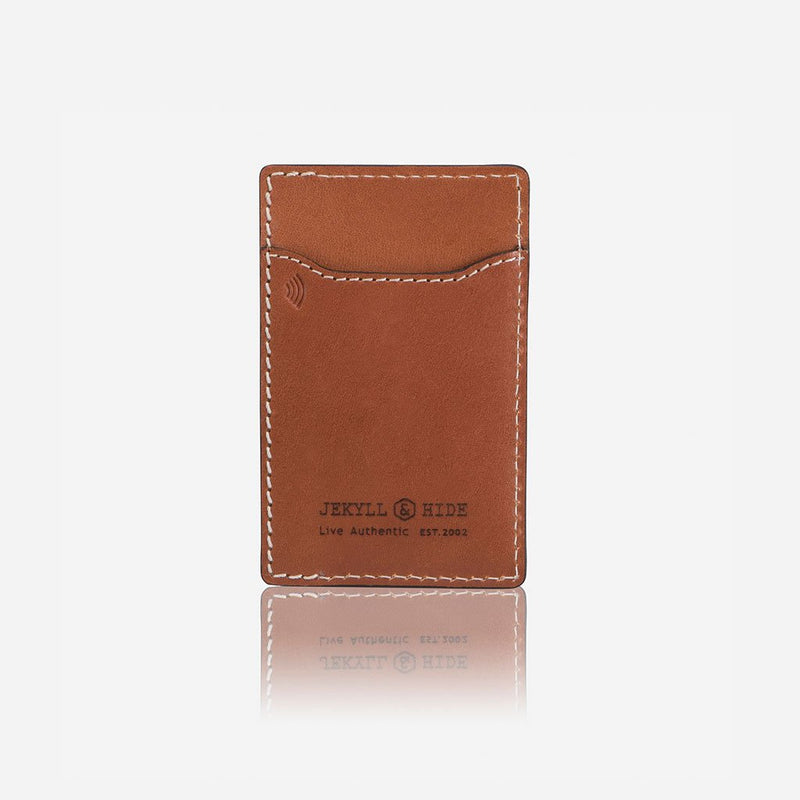 Jekyll & Hide Card Holder - Tan