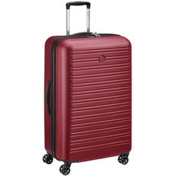 Delsey Segur 2.0 78cm Trolley Case Red
