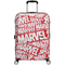 American Tourister Disney Wavebreaker 67cm Medium Spinner | Marvel Logo
