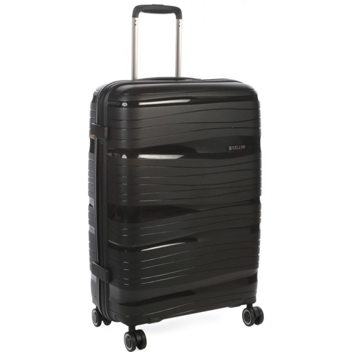 Cellini Freedom 65cm Medium Trolley Blue