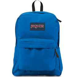 Mochila Jansport Superbreak Stellar Blue 25 Litros