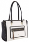Polo Monticello Tote Handbag White