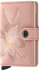 Secrid Miniwallet Stitch Magnolia Rose - iBags.co.za