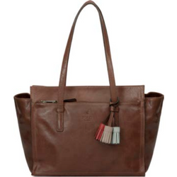 Polo Navada Leather Shopper