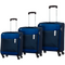 American Tourister Rolland 3 Piece Set Blue