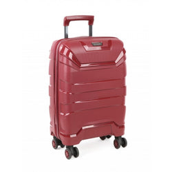 Cellini Enduro Hardshell 55cm Cabin Trolley Red
