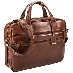 Roma Laptop Bag 6665 | Brown