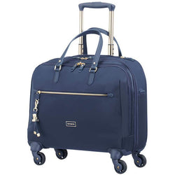 Samsonite Karissa Biz Spinner Tote - Dark Navy