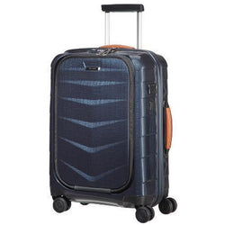 Samsonite Lite-Biz Spinner 55cm Cabin Spinner with USB Port Midnight Blue