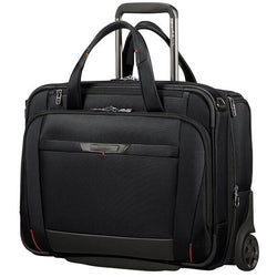 Samsonite Pro-Dlx 5 Bus. Case/Wheels 15.6 Expandable Black
