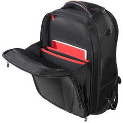 Samsonite Pro-Dlx 5 Laptop Backpack/Whls 17.3 - Black