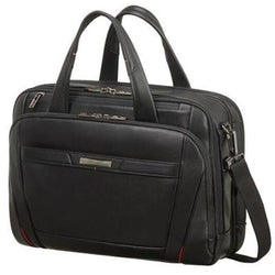 Samsonite Pro-Dlx 5 Laptop Bailhandle 15.6 Exp- Black