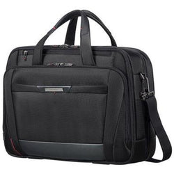 Samsonite Pro-Dlx 5 Laptop Bailhandle 17.3 Exp- Black