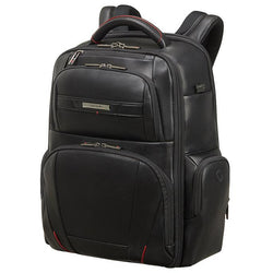 Samsonite Pro-Dlx 5 Lth Laptop Backpack 15.6 - Black