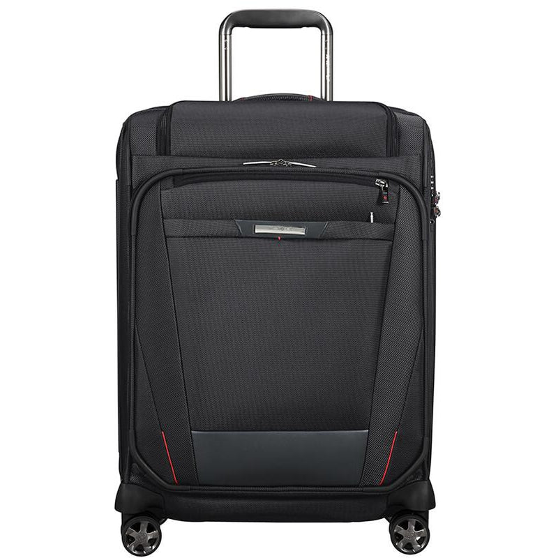 Samsonite Pro-Dlx 5 Mobile Office Spinner 56CM - Black