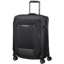 Samsonite Pro-Dlx 5 Expandable 55cm Cabin Spinner Black