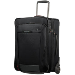 Samsonite Pro-Dlx 5 Upright 55CM EXP- Black