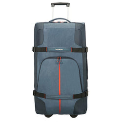Samsonite Rewind Duffle With Wheels 82cm - Storm Blue