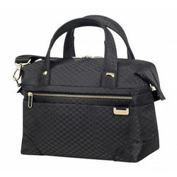 Samsonite Uplite Beauty Case- Black/Gold