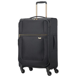 Samsonite Uplite Spinner 67cm Exp - Black/Gold