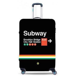 BG Berlin Urbe 55cm Cabin Spinner Subway