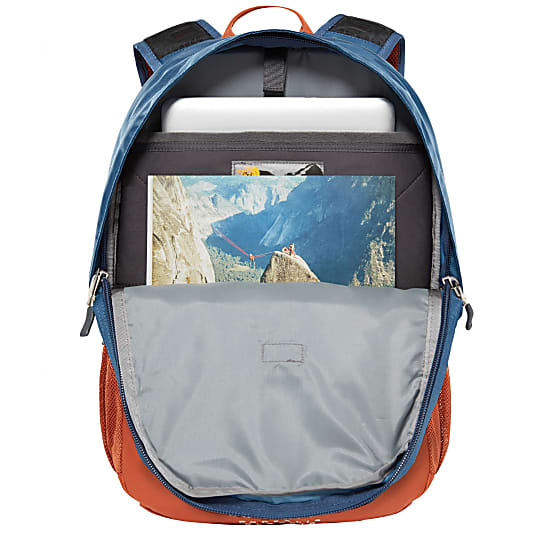 North Face Borealis Classic Backpack | Blue Brown - iBags.co.za