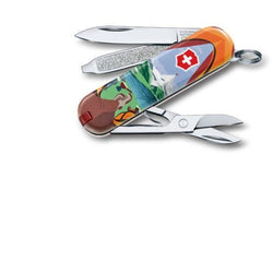 Victorinox Classic Limited Edition 2018 - Matterhorn - Switzerland 58mm