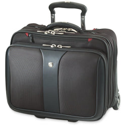 Wenger Patriot 2 Pc Wheeled Laptop Case | Black