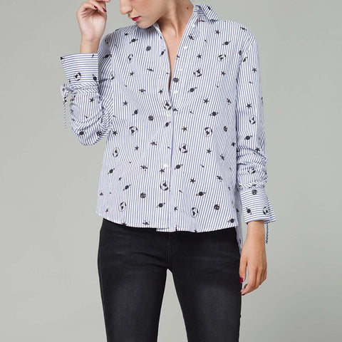 Camisa Planets
