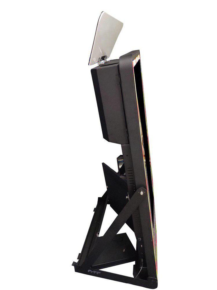 PMB-700 Edge Mirror Booth Premium Package - Portable Mirror Booth