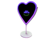 PMB-600 Heart Mirror Booth Premium Package - Portable Mirror Booth