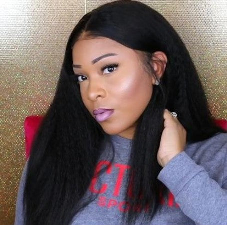 New Kinky Straight Wigs Affordable Hair