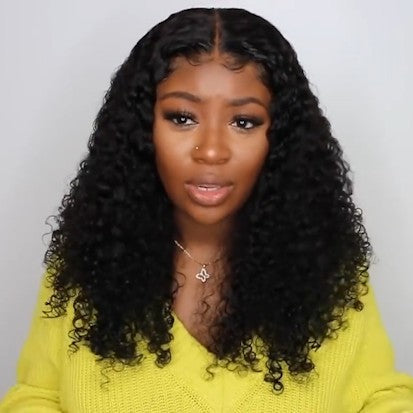 Special 50% OFF | New Super Curly Long Wig