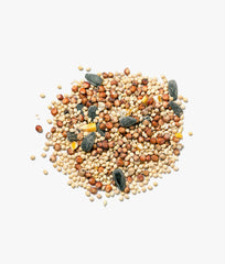Cat food fish granules