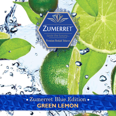 Green Lemon / Blue Edition