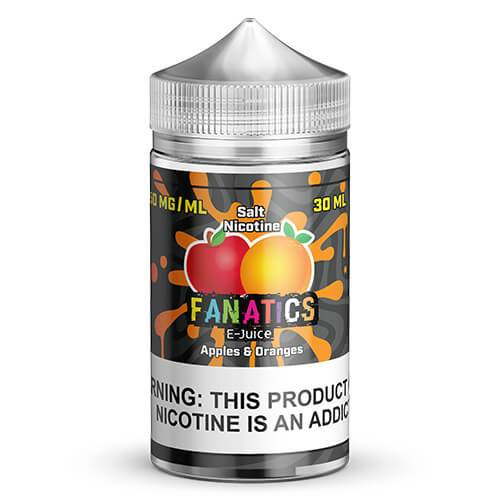 APPLES & ORANGES by FANATICS E-JUICE SALT NIC