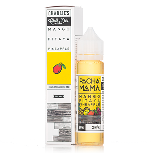 MANGO PITAYA PINEAPPLE by PACHA MAMA 60ml