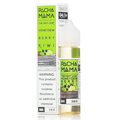 THE MINT LEAF by PACHA MAMA 60ml
