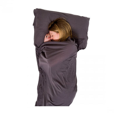 Lifeventure Poly Cotton Stretch Sleeping Bag Liner