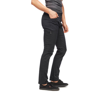 Black Diamond Women's Radha Pants - Carbon