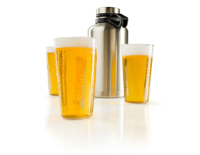GSI Pint Glass