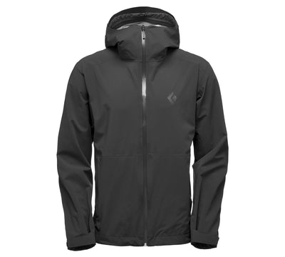 Black Diamond StormLine Stretch Rain Shell - Men's