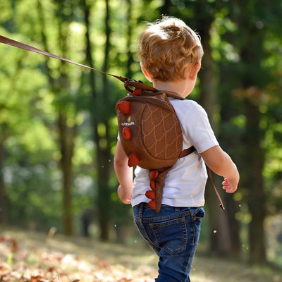 LittleLife DinosaurToddler Backpack with Rein